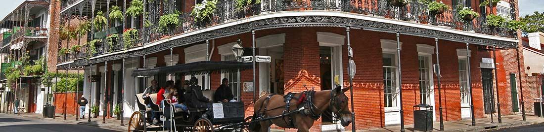 New Orleans Custom Tours